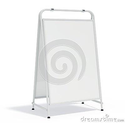 Advertisement board