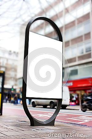 Advertising space in london
