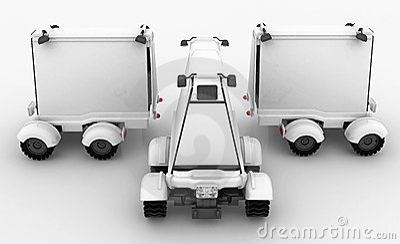 Advertising Vehicle, Trio
