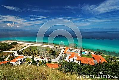 Aegean landscape