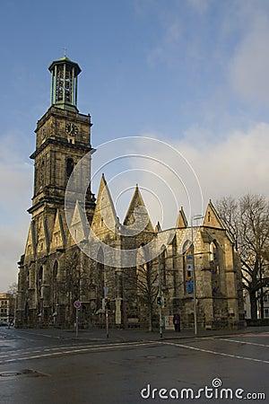 Aegidienkirche, Hanover, Germany