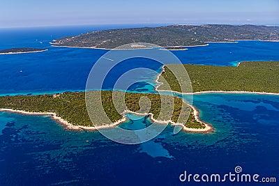 Adriatic landscape - Croatia