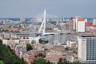 Aerial Rotterdam