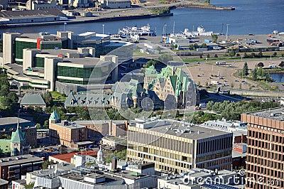 Gare du Palais, Quebec City Transportation Terminal, Canada