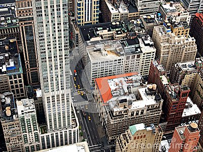 Aerial View Of High Rise Buildings Free Public Domain Cc0 Image