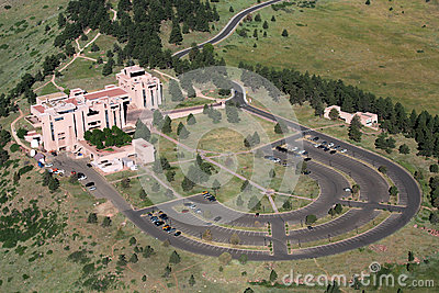 Aerial View of NCAR