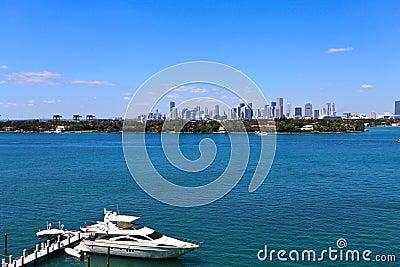 Aerial View South Beach