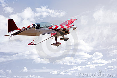 Aerobatic Flyer