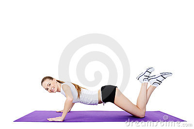 Aerobics and physical exercises