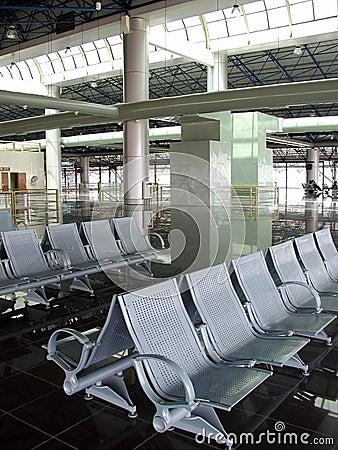 Aeroporto che mette 3 a sedere