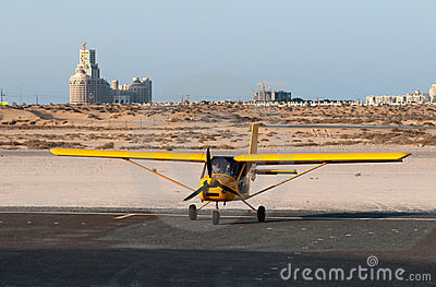 Aeroprakt A-22 Foxbat Stock Photos - Image: 23763503