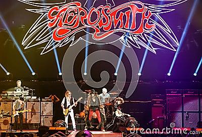 Aerosmith Editorial Stock Image