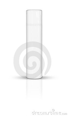 Free Aerosol Can Royalty Free Stock Photography - 14671907