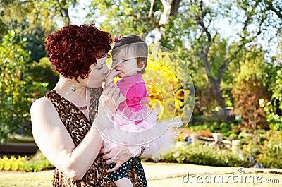 Afecto de las madres