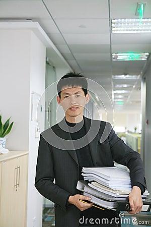 Affärsman