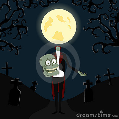 The affable zombie