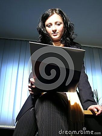 Affichage du contrat