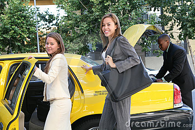 Affären taxar kvinnan