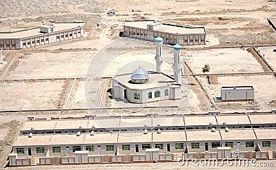 Afghanistan - aerial view