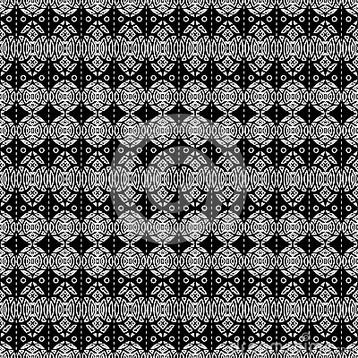 Africa B&W pattern
