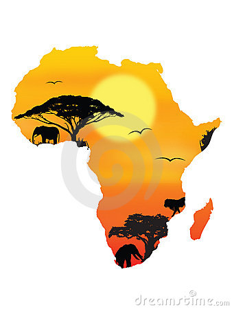 Free Africa Concept Stock Photo - 4169820