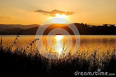 Africa Lake