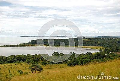 Africa Lake Victoria