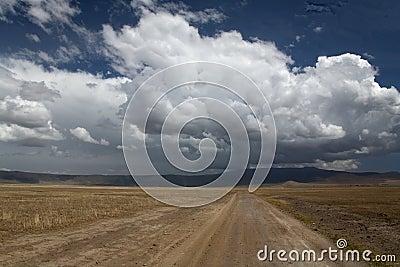Africa landscape 038 ngorongoro