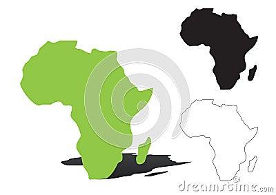Africa - vector