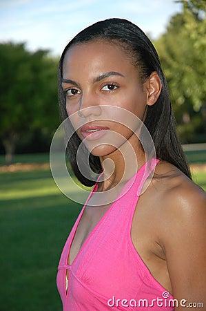 African-American Beauty