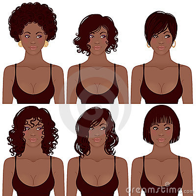 African American and Hairstyles