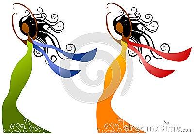 African American Women Beauty
