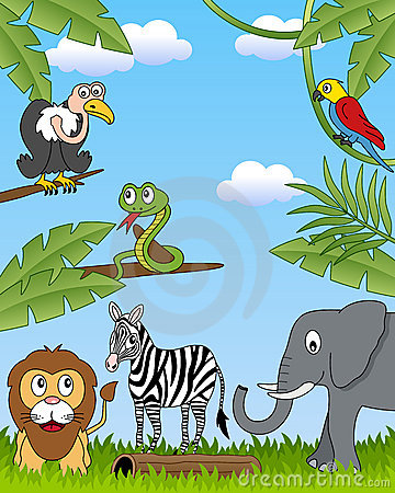 African Animals Group [4]