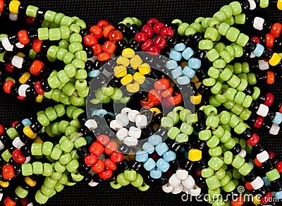 African bead