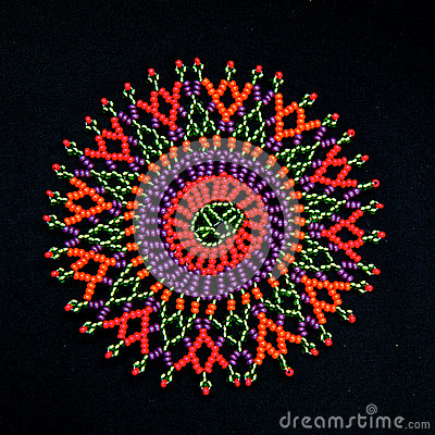 ORNAMENT BEAD PATTERNS « Free Patterns