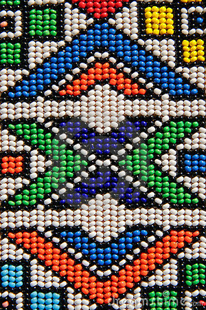 Free African Beads Royalty Free Stock Photo - 1979215