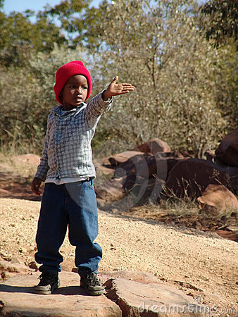 Free African Boy Stock Images - 864784
