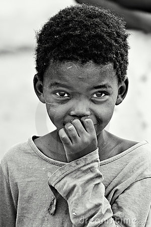 Free African Child Stock Photo - 4763430