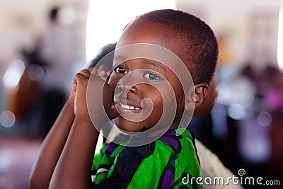 African children Editorial Photo