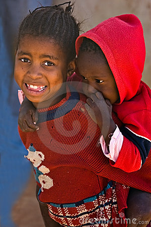 Free African Children Stock Photography - 2691452