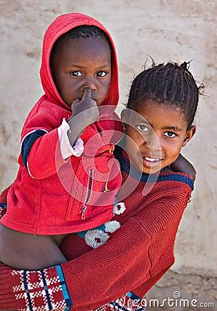Free African Children Stock Photo - 2770100