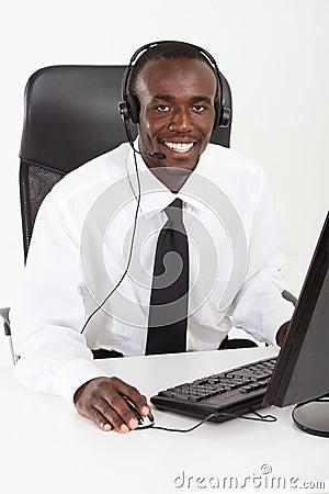 African consultant