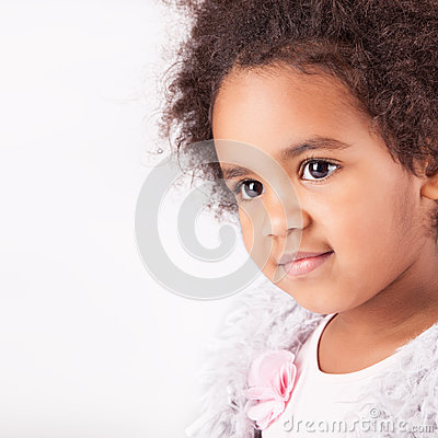 Free African Descent Child Stock Images - 35459484