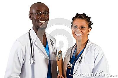 African doctors