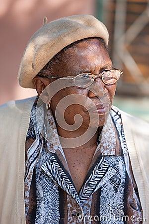 African granny