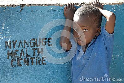 African Healthcare Editorial Photography