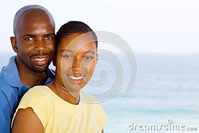 African husband wife