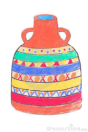 African jar