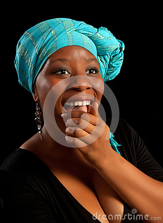 African laughter