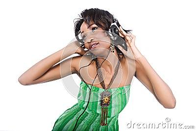 African listening music